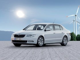 Fotos de Skoda Superb GreenLine 2008
