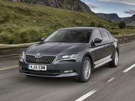 Ver foto 7 de Skoda Superb UK 2015