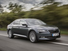 Ver foto 6 de Skoda Superb UK 2015