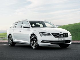 Fotos de Skoda Superb Combi 4×4 2016