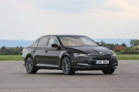 Ver foto 14 de Skoda Superb Laurin & Klement 2019