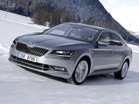 Fotos de Skoda Superb Laurin and Klement 4×4 2015