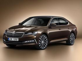 Fotos de Skoda Superb Laurin & Klement 2019