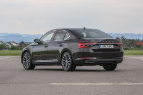 Ver foto 18 de Skoda Superb Laurin & Klement 2019