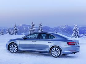 Ver foto 2 de Skoda Superb Laurin and Klement 4x4 2015