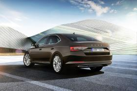 Ver foto 5 de Skoda Superb Laurin & Klement 2019