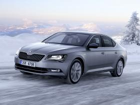 Ver foto 4 de Skoda Superb Laurin and Klement 4x4 2015