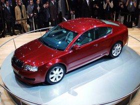 Ver foto 5 de Skoda Tudor Concept 2002