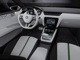 Ver foto 22 de Skoda Vision D Design Concept 2011