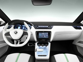 Ver foto 34 de Skoda Vision D Design Concept 2011