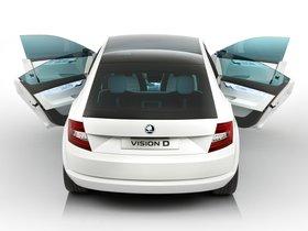 Ver foto 30 de Skoda Vision D Design Concept 2011