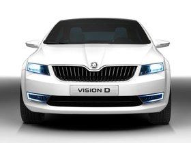 Ver foto 24 de Skoda Vision D Design Concept 2011
