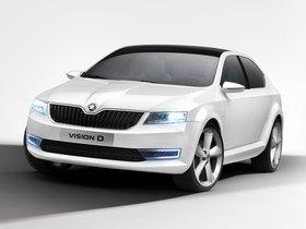 Ver foto 23 de Skoda Vision D Design Concept 2011
