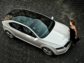 Ver foto 38 de Skoda Vision D Design Concept 2011