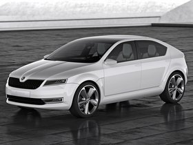 Ver foto 17 de Skoda Vision D Design Concept 2011