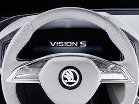 Ver foto 19 de Skoda Vision S Concept 2016