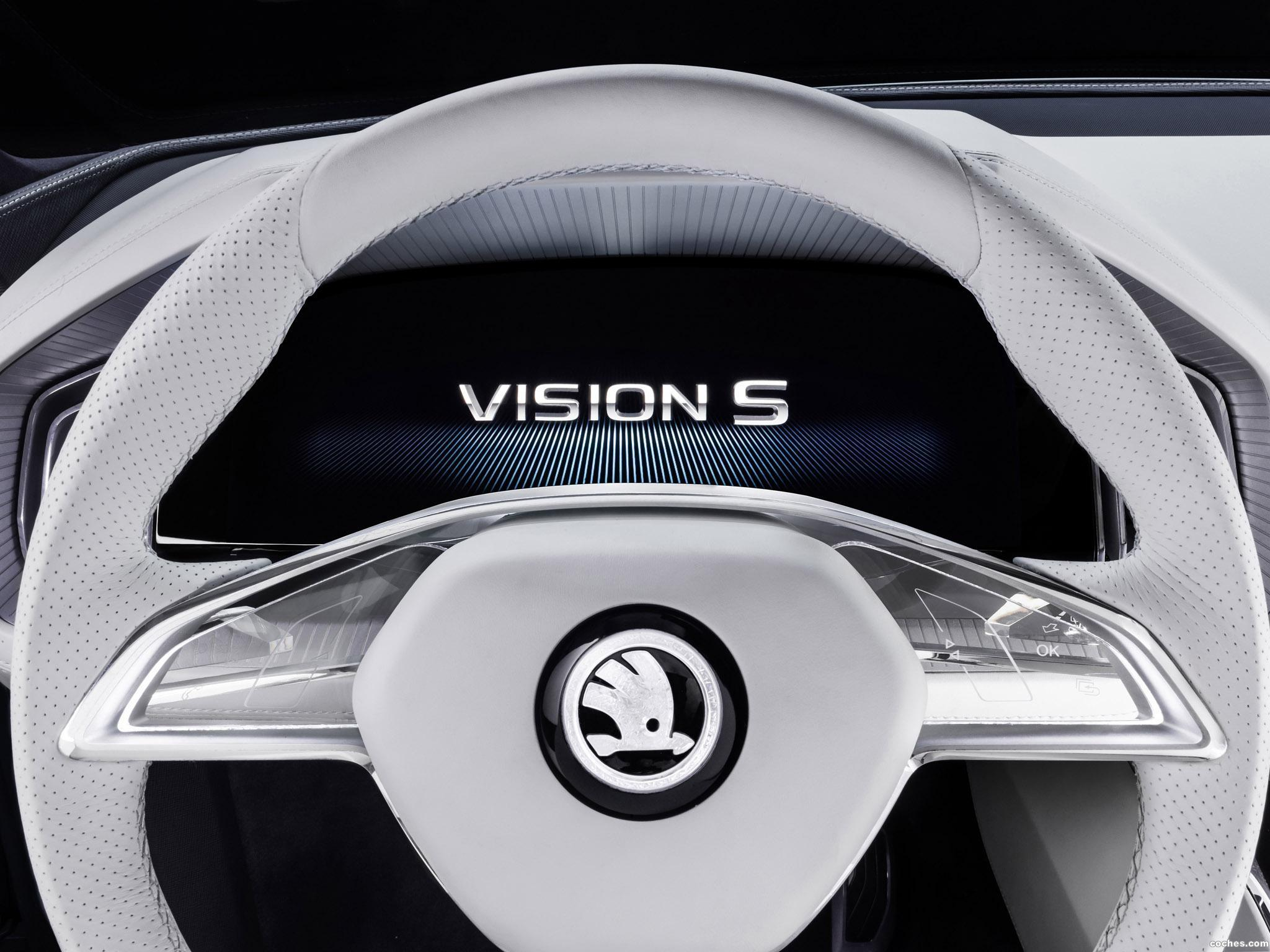 Foto 18 de Skoda Vision S Concept 2016