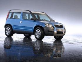 Ver foto 5 de Skoda Yeti Concept 2005