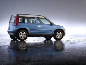 Ver foto 4 de Skoda Yeti Concept 2005