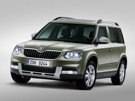 Skoda Yeti Outdoor 1.2 Tsi Active 4x2 110