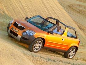 Ver foto 8 de Skoda Yeti Pick Up Concept 2005