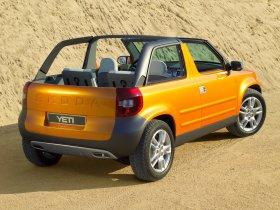 Ver foto 7 de Skoda Yeti Pick Up Concept 2005