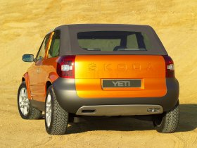 Ver foto 5 de Skoda Yeti Pick Up Concept 2005
