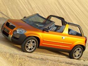 Ver foto 4 de Skoda Yeti Pick Up Concept 2005