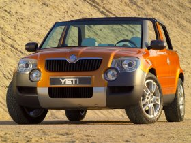 Ver foto 2 de Skoda Yeti Pick Up Concept 2005