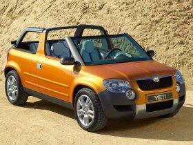 Ver foto 1 de Skoda Yeti Pick Up Concept 2005