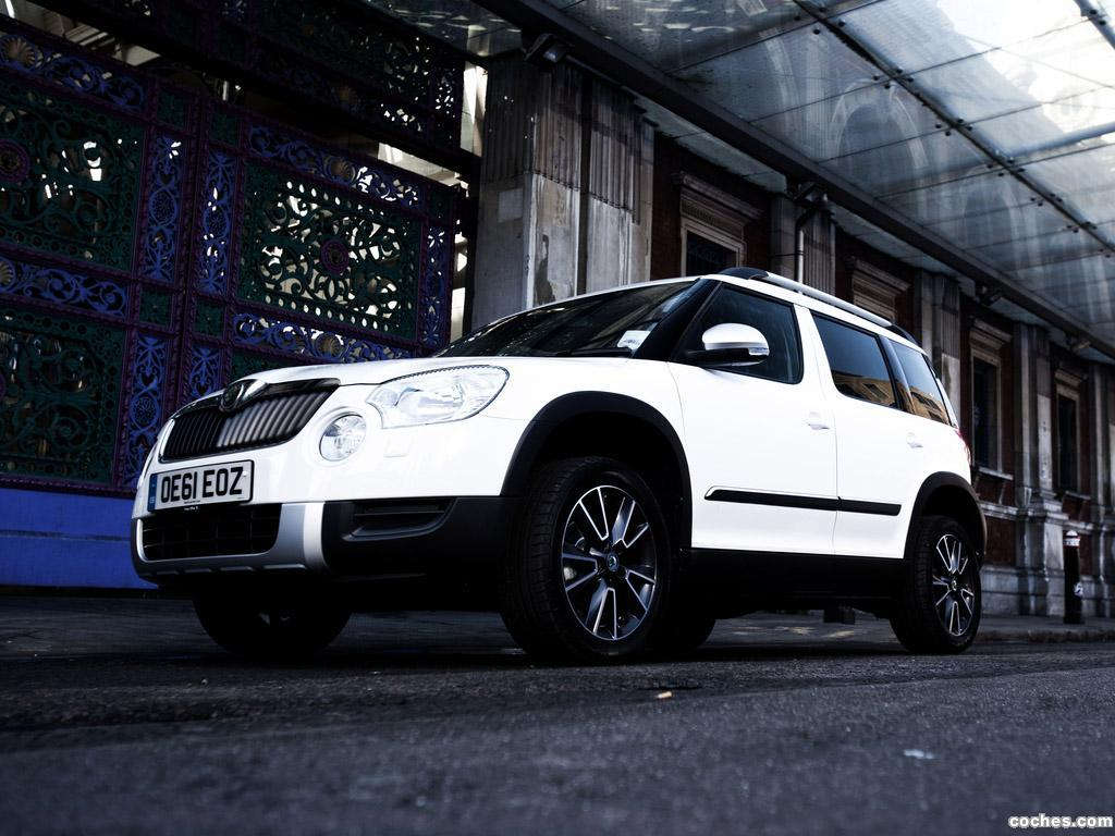 Foto 0 de Skoda Yeti Urban Limited Edition 2012