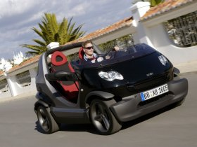 Fotos de Smart Crossblade 2002