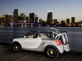 Ver foto 2 de Smart For-Us Concept 2012