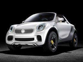 Ver foto 14 de Smart For-Us Concept 2012