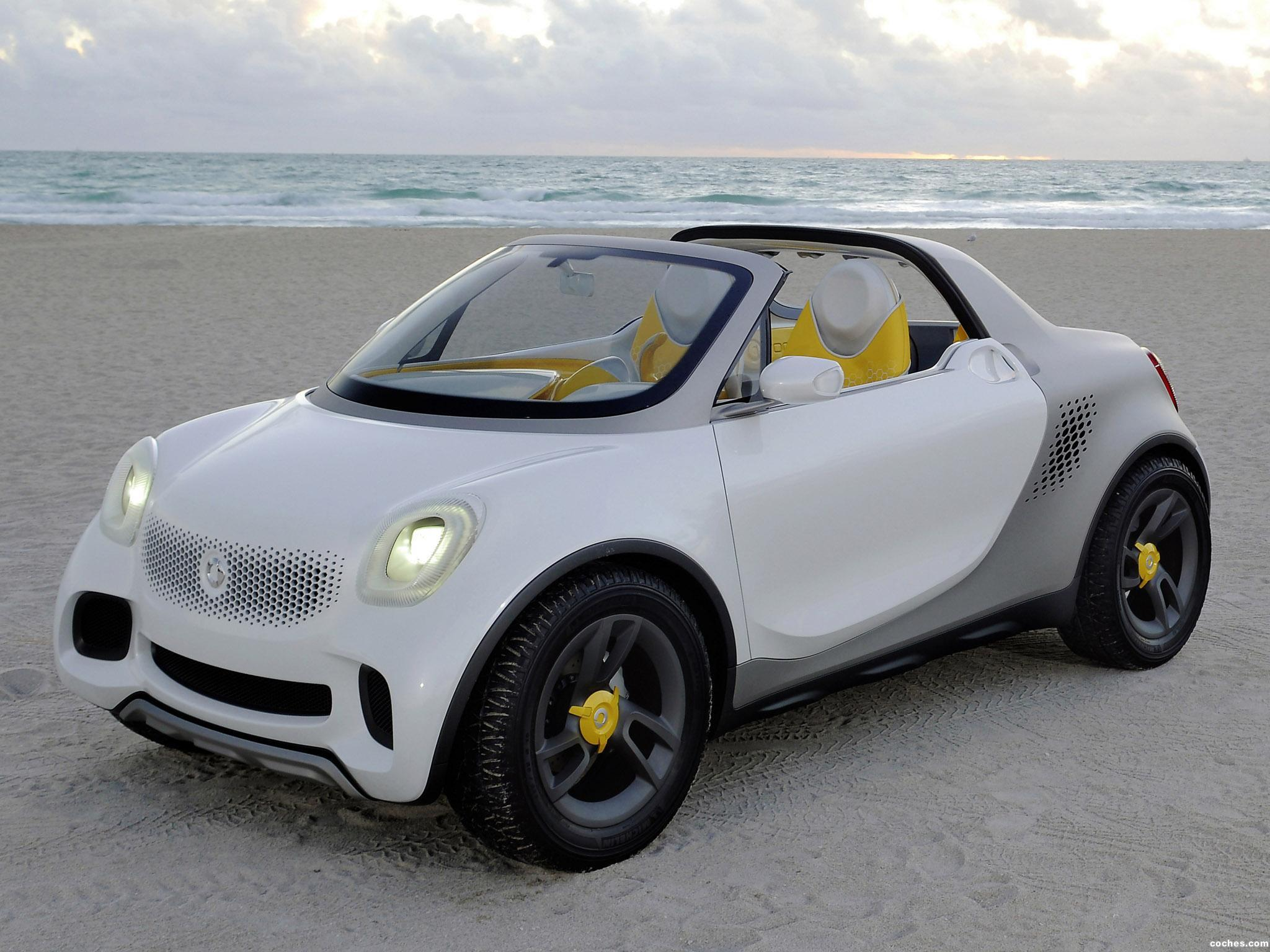 Foto 0 de Smart For-Us Concept 2012