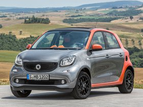 Ver foto 6 de Smart ForFour Edition 1 W453 2014