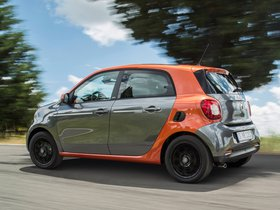 Ver foto 4 de Smart ForFour Edition 1 W453 2014