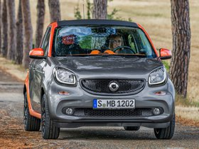 Ver foto 3 de Smart ForFour Edition 1 W453 2014