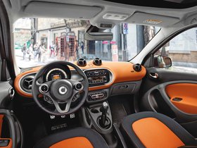 Ver foto 15 de Smart ForFour Edition 1 W453 2014