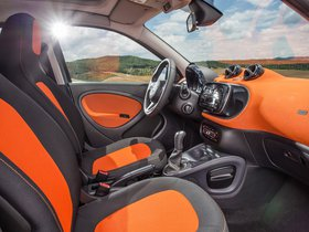 Ver foto 14 de Smart ForFour Edition 1 W453 2014