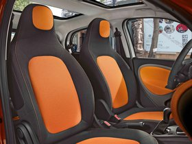 Ver foto 12 de Smart ForFour Edition 1 W453 2014