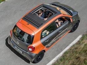 Ver foto 9 de Smart ForFour Edition 1 W453 2014