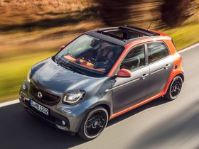 Ver foto 8 de Smart ForFour Edition 1 W453 2014