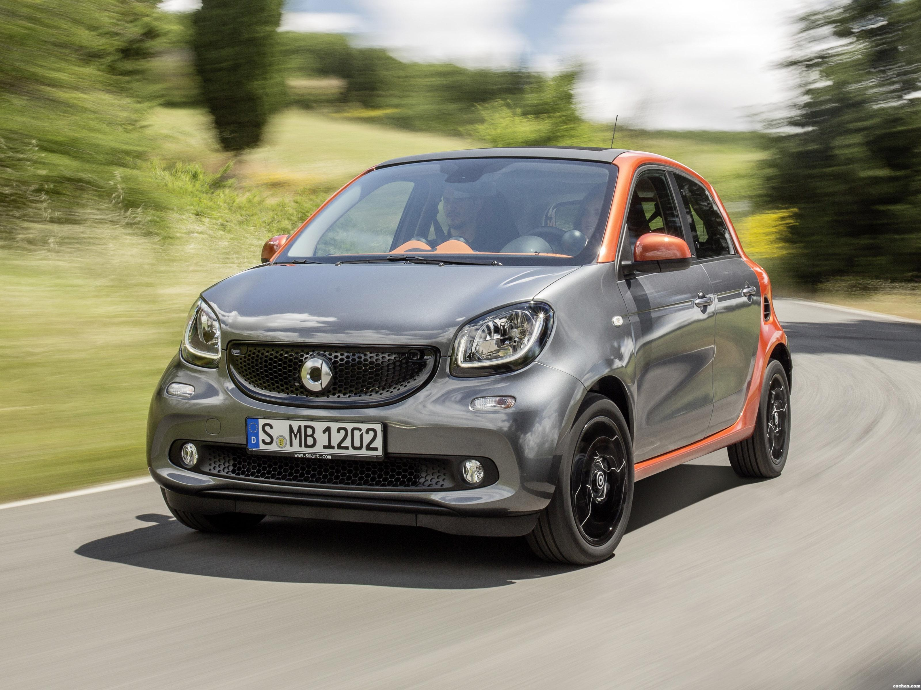Foto 0 de Smart ForFour Edition 1 W453 2014