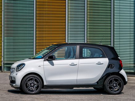 precios smart forfour ofertas de smart forfour nuevos coches nuevos. Black Bedroom Furniture Sets. Home Design Ideas