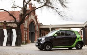 Ver foto 9 de Smart forfour electric drive 2017