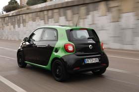 Ver foto 15 de Smart forfour electric drive 2017