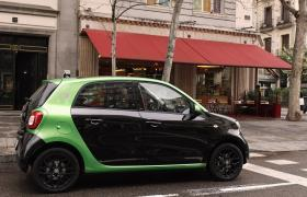 Ver foto 13 de Smart forfour electric drive 2017