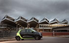 Ver foto 10 de Smart forfour electric drive 2017