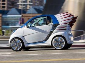 Ver foto 2 de Smart ForJeremy Concept 2012